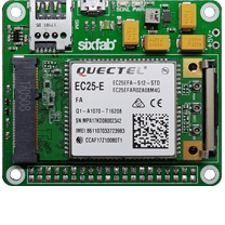 3G/4G/LTE Base Shield V2